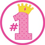 Number One Princess Cute T-shirt Gifts