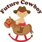 Future Cowboy Kids Tee Shirts