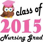 Nursing School Class Of 2014 Owl Gifts