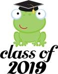 2019 Graduation Frog Gifts and Tshirts