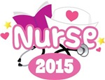 Cute New Nurse 2014 T-shirt Gifts