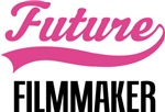 Future Filmmaker Kids Occupation T-shirts