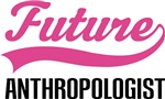 Future Anthropologist Kids Occupation T-shirts
