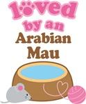 Loved By An Arabian Mau Tshirt Gifts