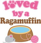 Loved By A Ragamuffin Tshirt Gifts