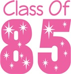 Class Of 1985 School T-shirts