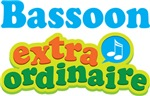 Bassoon Extraordinaire Choir T-shirts