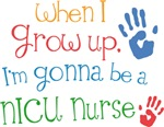 Future NICU Nurse Kids T-shirts