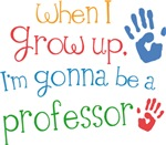 Future Professor Kids T-shirts