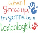 Future Toxicologist Kids T-shirts
