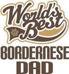 Bordernese Dad (Worlds Best) T-shirts