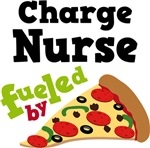 Charge Nurse Fueled By Pizza Tsh