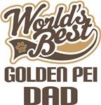 Golden Pei Dad (Worlds Best) T-shirts