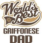 Griffonese Dad (Worlds Best) T-shirts