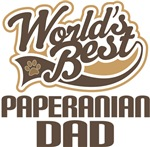 Paperanian Dad (Worlds Best) T-shirts