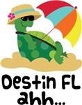 Destin Turtle Tshirts