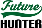 Future Hunter Kids T Shirts