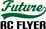 Future RC Flyer Kids T Shirts