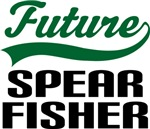 Future Spear Fisher Kids T Shirts