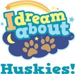 Husky Lover shirts and pajamas