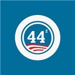 Obama 44 Squared