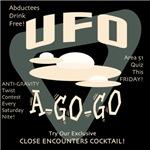 UFO A Go Go Dark