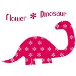 Flower Dinosaur