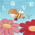 Buz-buz the Honey Bee