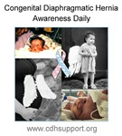 Congenital Diaphragmatic Hernia Awareness Daily