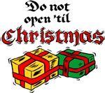 Don't Open Til Christmas