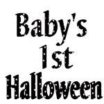 Baby's First Halloween (text)
