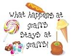 What Happens at Gram's...