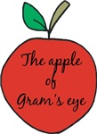 Apple of Gram's Eye