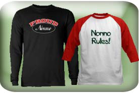 Nonno Gifts and T-Shirts