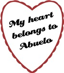 My Heart Belongs to Abuelo