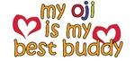 Oji is My Best Buddy