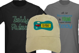 Zeidy Gifts and T-Shirts