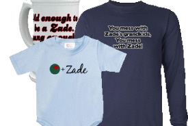 Zade Gifts and T-Shirts