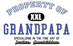 Property of Grandpapa