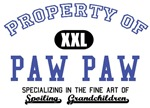 Property of Paw Paw