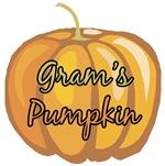 Gram's Pumpkin