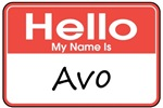 Hello. My name is Avo