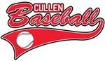 Twilight Cullen Baseball