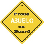 Proud Abuelo on Board
