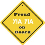 Proud YiaYia on Board