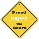 Proud Pappy on Board