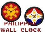 Philippine Wall Clock