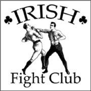 Irish Fight Club - Black