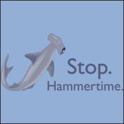 Stop. Hammertime.