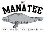 Manatee - Black & White
